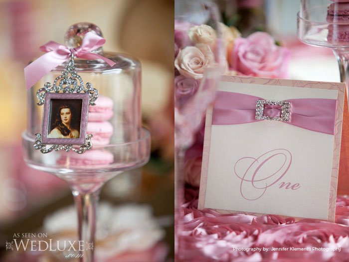 Featured on the Wedluxe Magazine Blog   Glitterati Style File   First Blush
