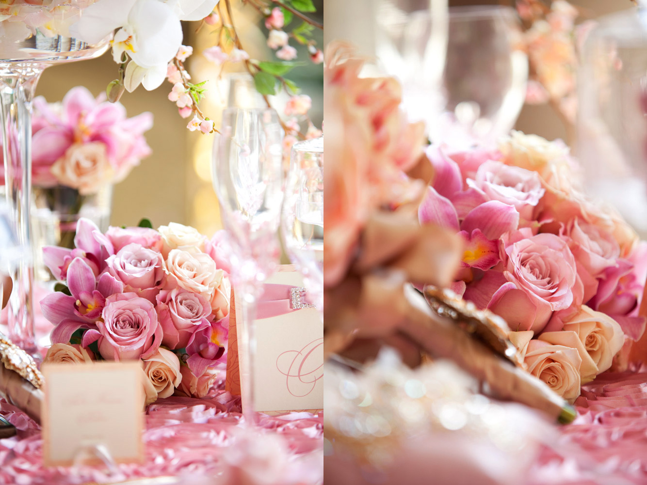 """A few more images from """"First Blush"""", our 'Glitterati Style Files' shoot for the Wedluxe blog"""