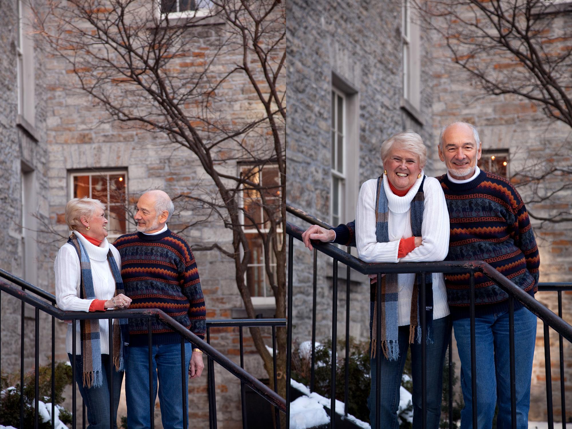 Ottawa travel portraits