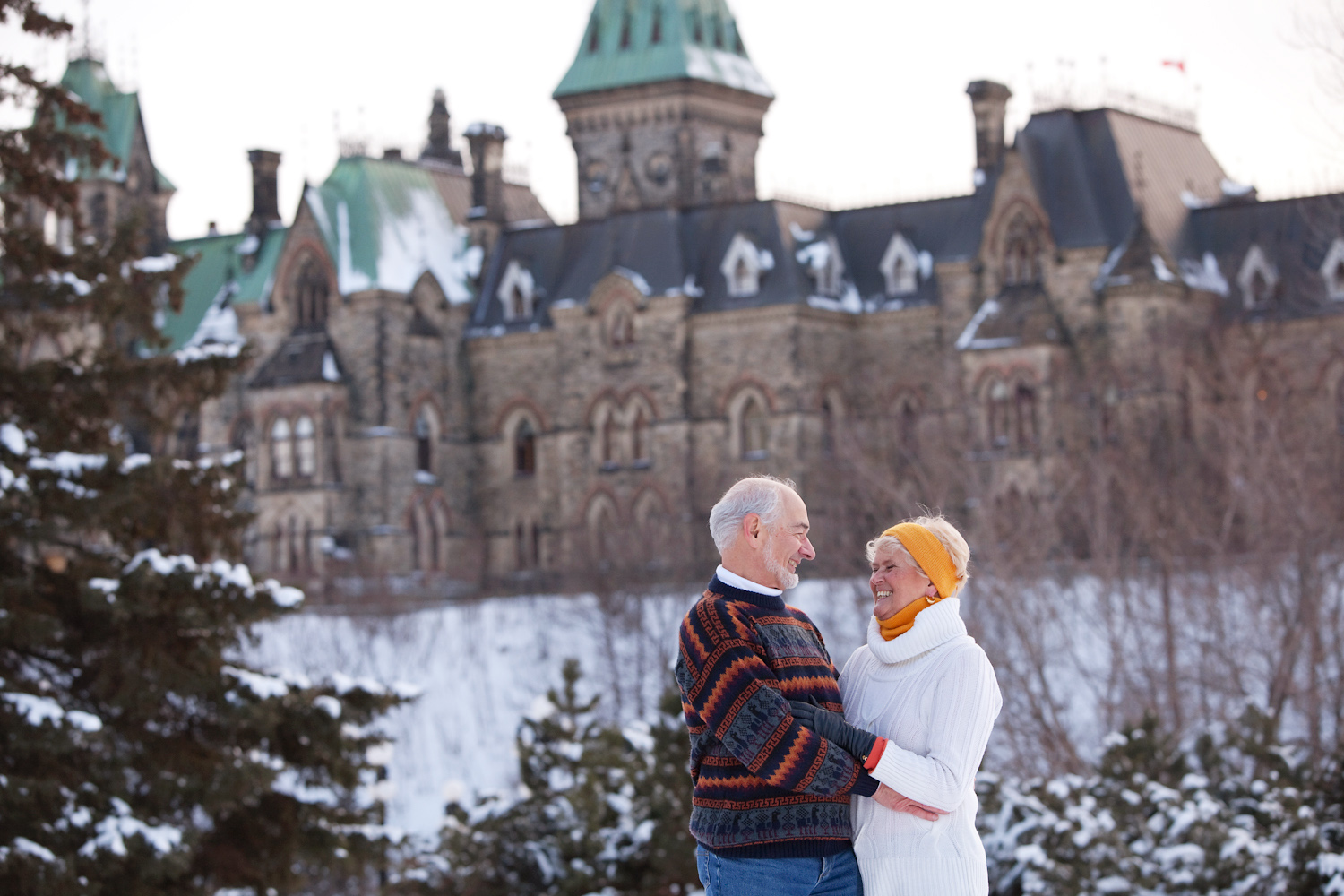 Forever in love…Couples Portrait Session in Ottawa