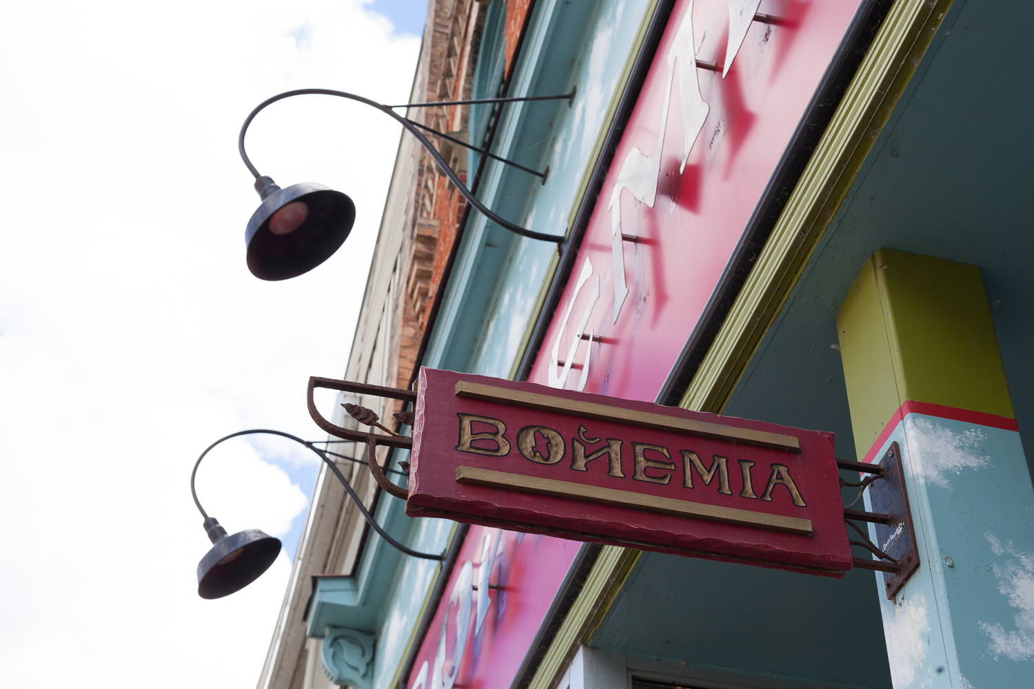 Bohemia Cafe downtown Barrie