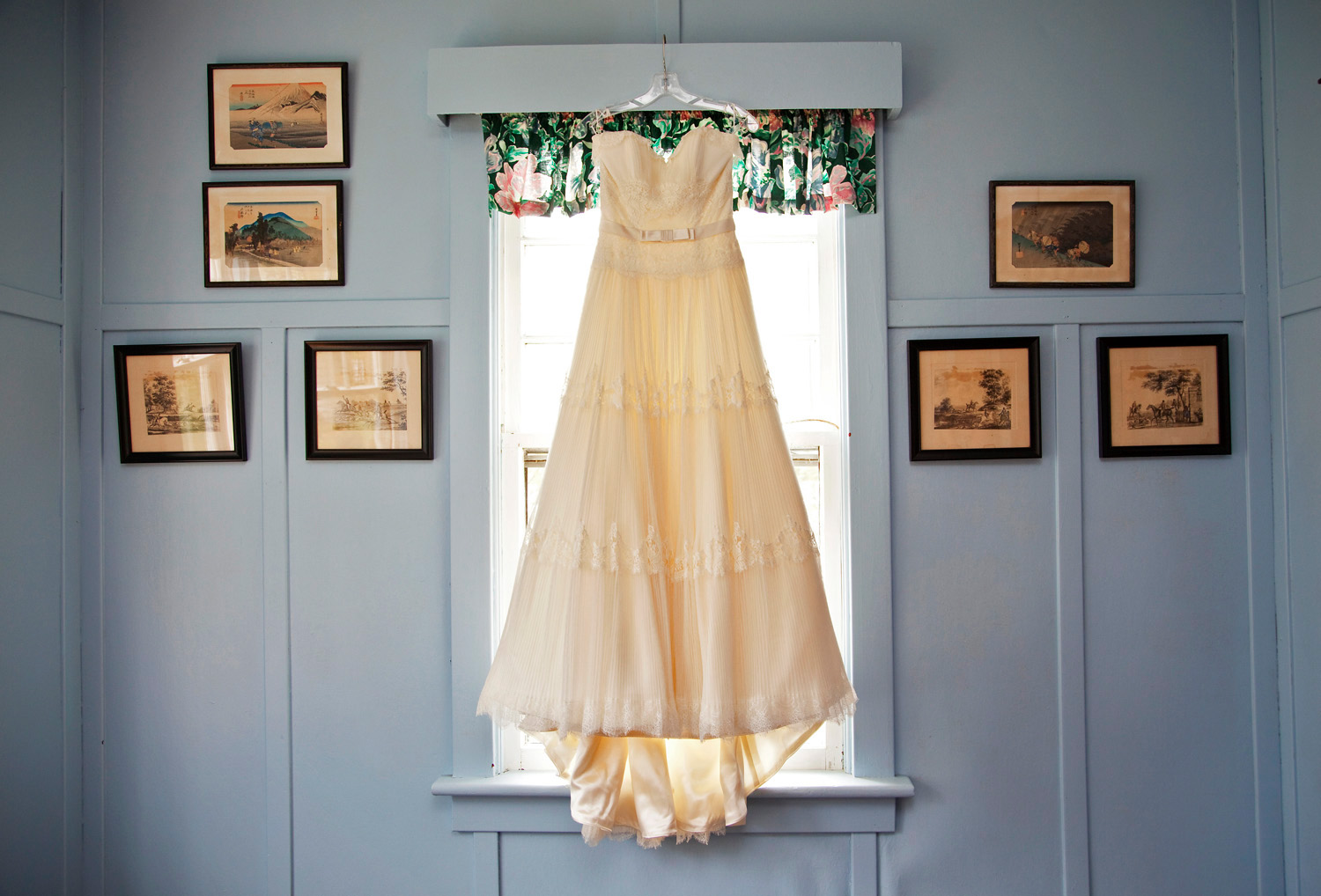 Fine Art Photo of Wedding Dress
