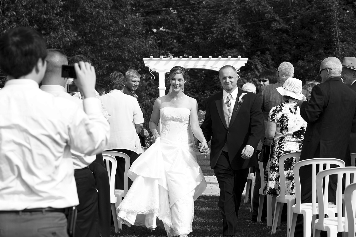 Barrie Country Club wedding