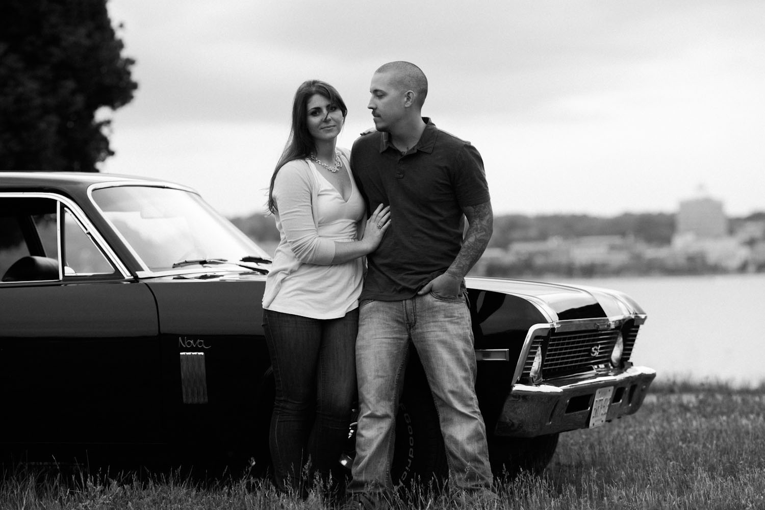Barrie Engagement Portraits