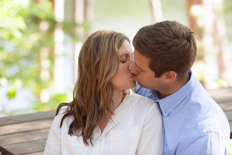 Muskoka Engagement | Jennifer Klementti