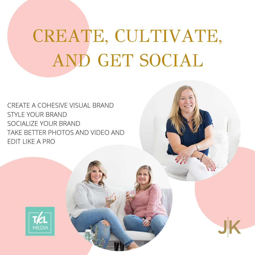 Create, Cultivate, and Get Social | A workshop for creative entrepreneurs