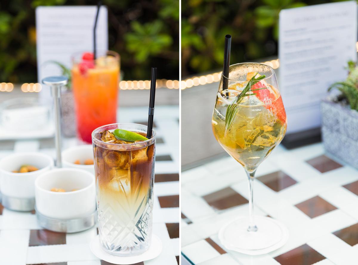 Hotel Negresco cocktails
